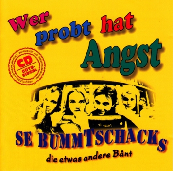 MP3 Album - Wer probt hat Angst